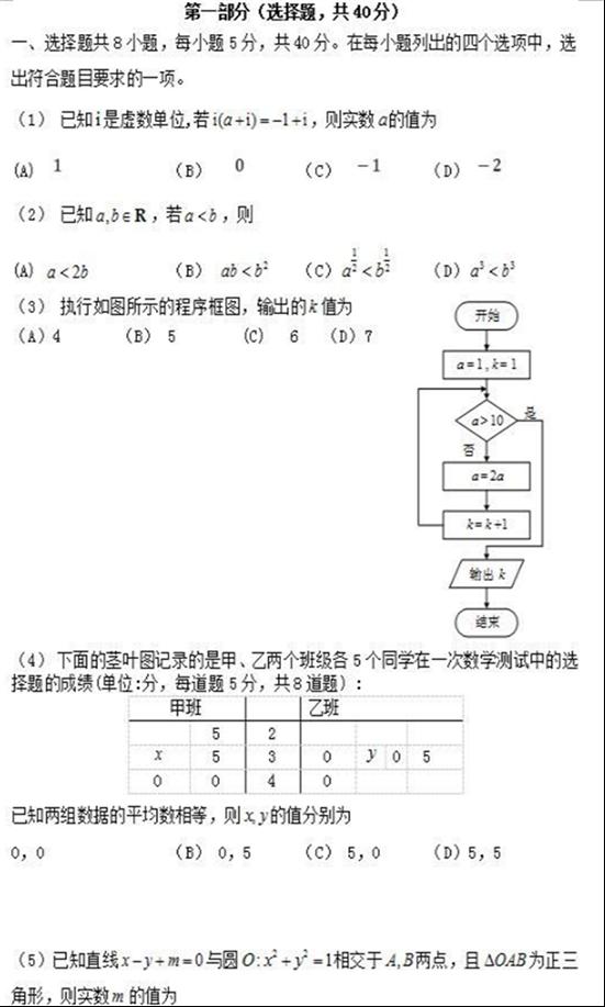[高考模拟卷试卷及答案]高考模拟卷试卷