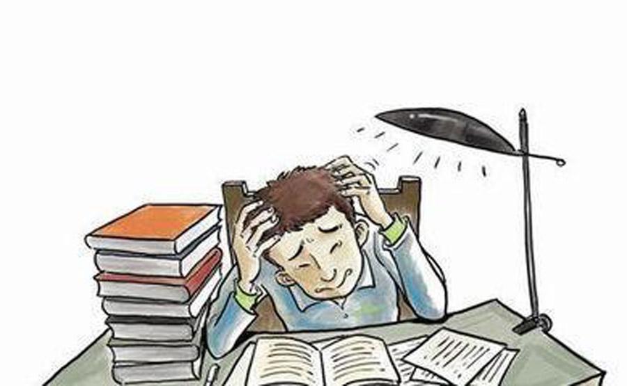 高中学习压力大,如何减压?