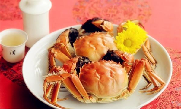 舌尖上的清蒸之高考盘锦河蟹银屑病能吃鸡胗吗图片