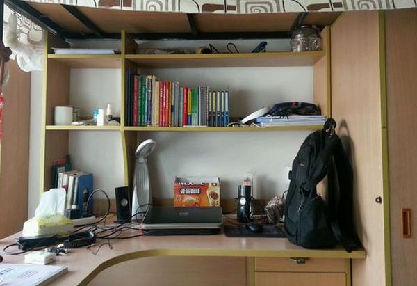 清华大学宿舍条件怎么样 男生女生宿舍图片