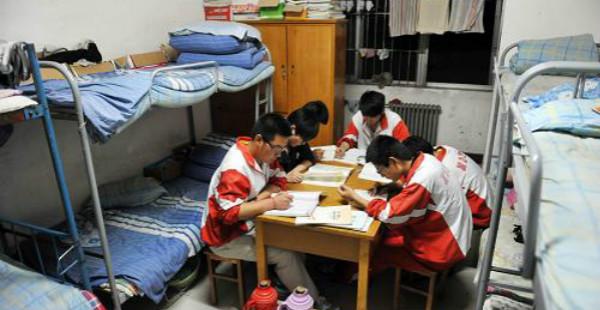 宁夏大学宿舍条件怎么样 男生女生宿舍图片_高