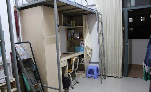 有没有独立卫浴和空调,宿舍环境如何,想必是北京师范大学大一新生最想图片