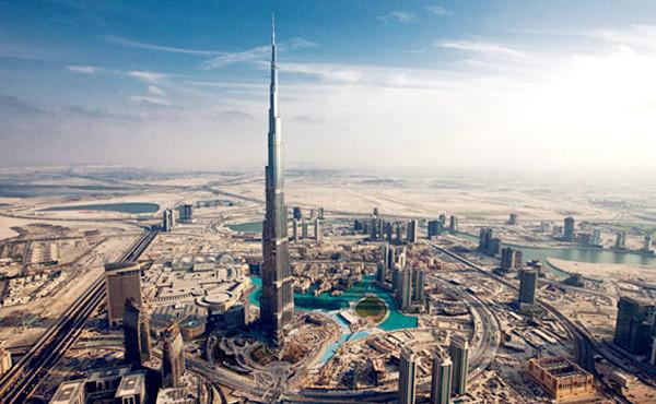 世界上最高的楼在哪?