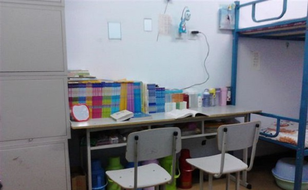 河北民族师范学院宿舍条件怎么样图片