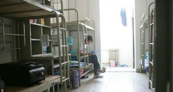 西安科技大学高新学院双人宿舍_西安科技大学高新学院宿舍条件怎么样男生女生宿舍图片_高三网
