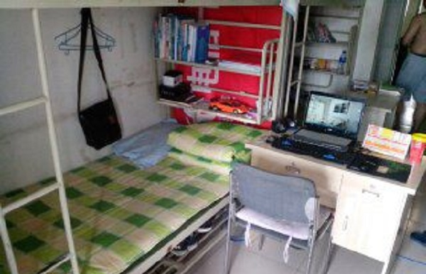 华北科技学院宿舍条件怎么样 男生女生宿舍图