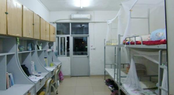 西南科技大学宿舍条件怎么样 西南科技大学宿舍图片