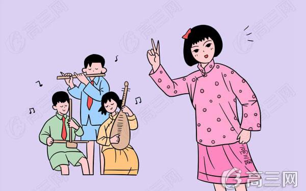"""[高考必背古诗文]2017高考""""新增""""古诗文背诵14篇!高中生必看!"""