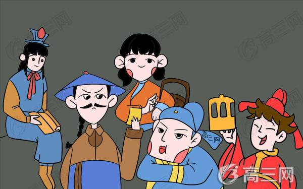高三历史常识:晋朝著名历史人物司马炎简介