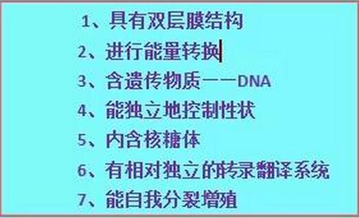 高中生物知识结构图