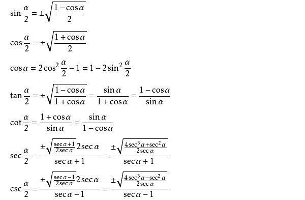 很全很全高中物理公式大全