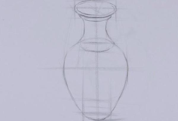 了解了罐子的画法,其实其它静物或素描自然也会有一些认识,因为道理都