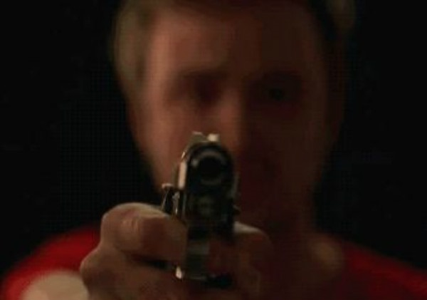 枪口指向你