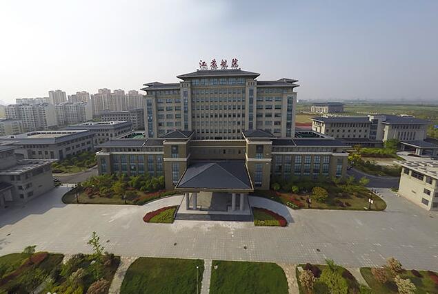 圌山脚下的国家级经济技术开发区学院环境优美占地700亩建筑面积近