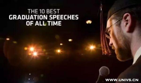 清华毕业的名人|那些名人在毕业演讲上说的大实话