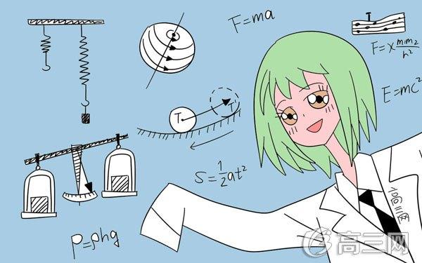 这里我们需要注意,高中物理与初中有所不同,无论是从课程要求的程度
