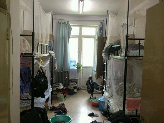 北京大学宿舍怎么样图片