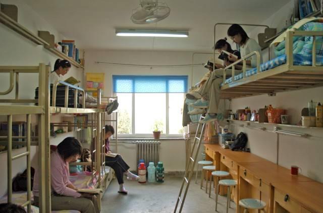 北京科技经营管理学院宿舍怎么样图片