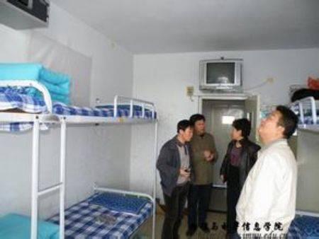 大学生寝室生活_内蒙古师范大学宿舍怎么样 住宿条件好不好_高三网