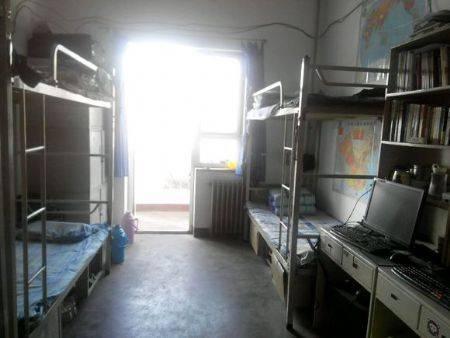 公寓村也有其他学校的学生,比如说唐山学院,再西面是河北联合大学轻工图片