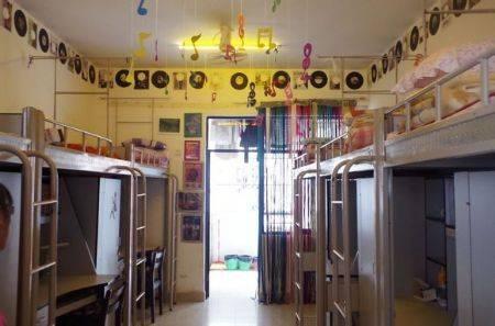 广西民族师范学院宿舍怎么样图片