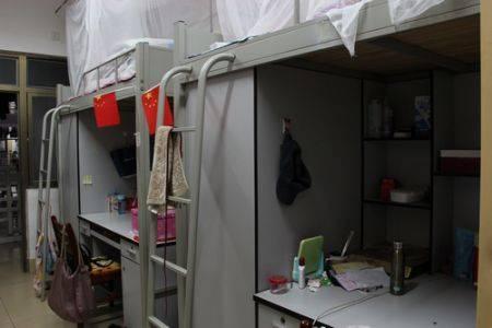 广西大学行健文理学院宿舍怎么样图片