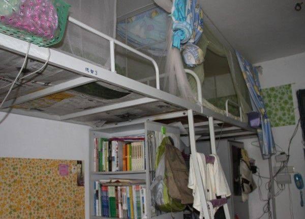 湖南大众传媒职业技术学院宿舍怎么样图片