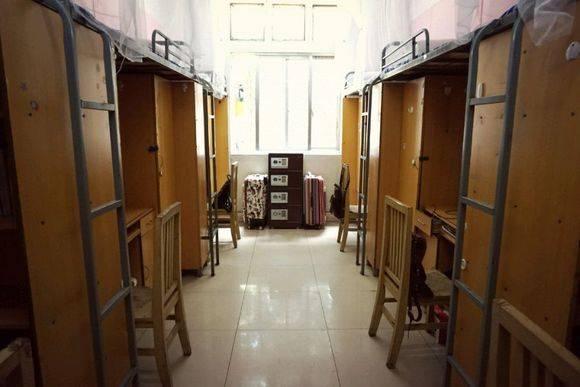 湖南体育职业学院宿舍怎么样图片