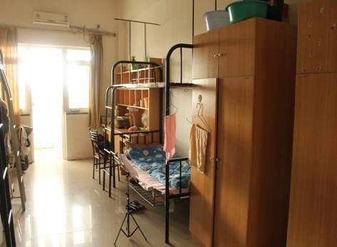 上海东海职业技术学院宿舍怎么样