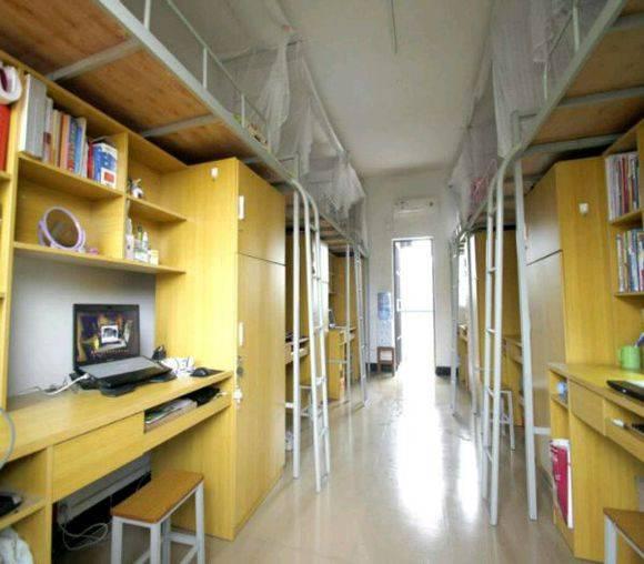 广州工商学院宿舍怎么样 住宿条件好不好_高三