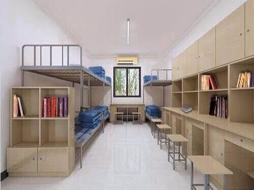 南京工业大学宿舍怎么样图片