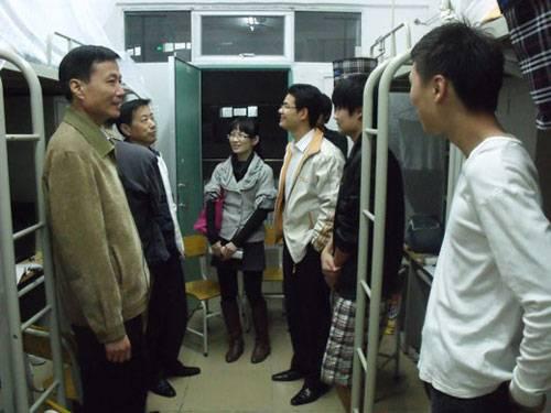 大学生寝室生活_广州城建职业学院宿舍怎么样 住宿条件好不好_高三网