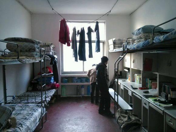 淮阴工学院宿舍怎么样图片