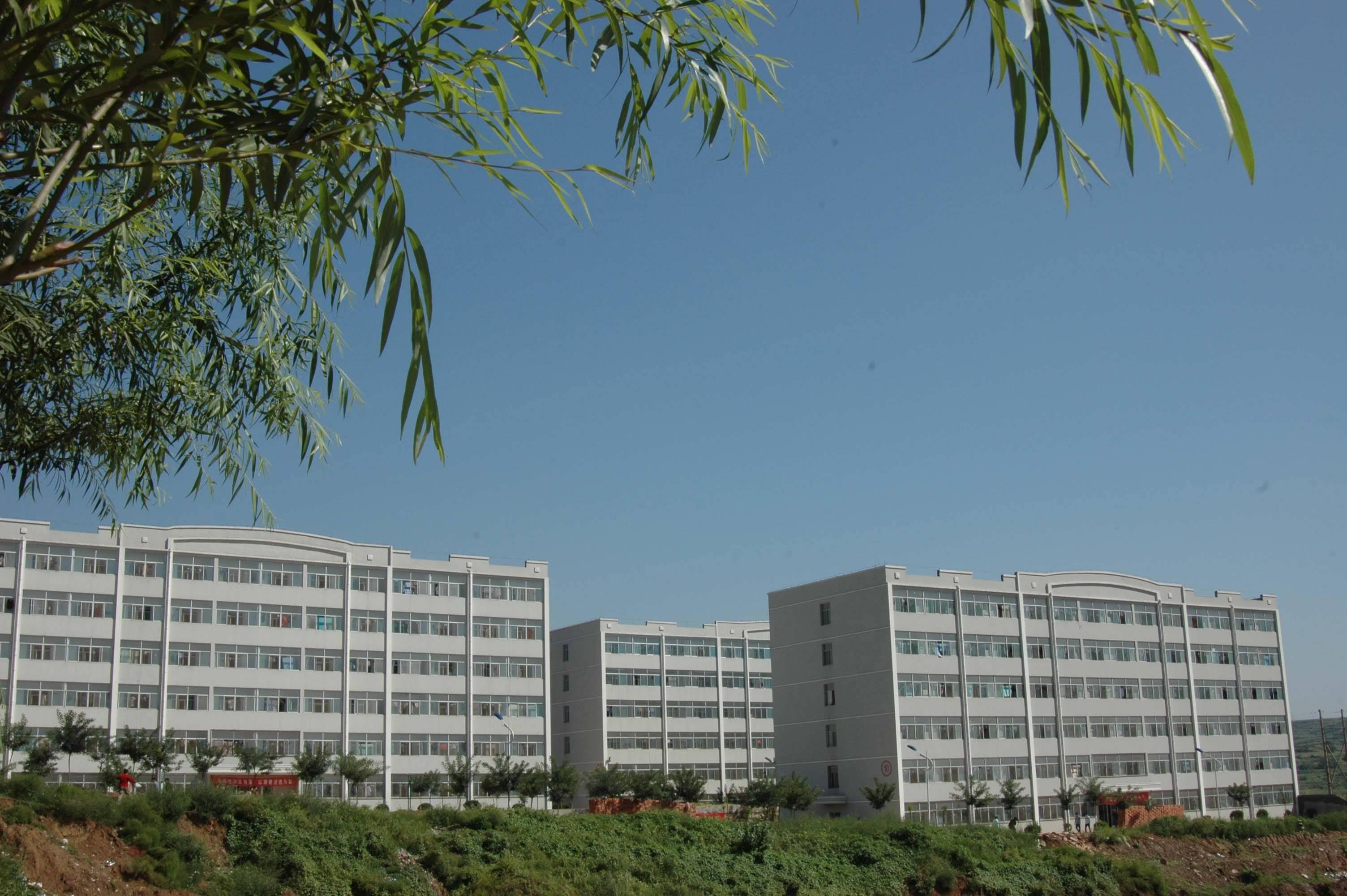 阳泉职业技术学院宿舍怎么样图片