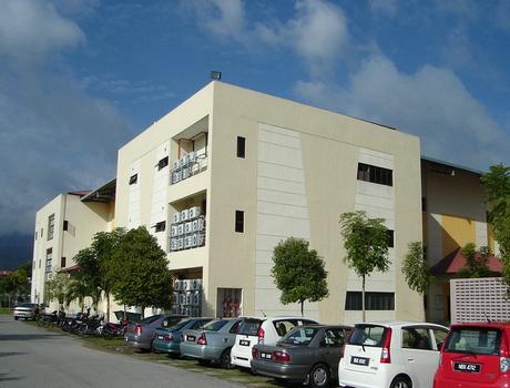是马来西亚校园规模最大的院校,位于马来西亚的森美兰州的大学城内.