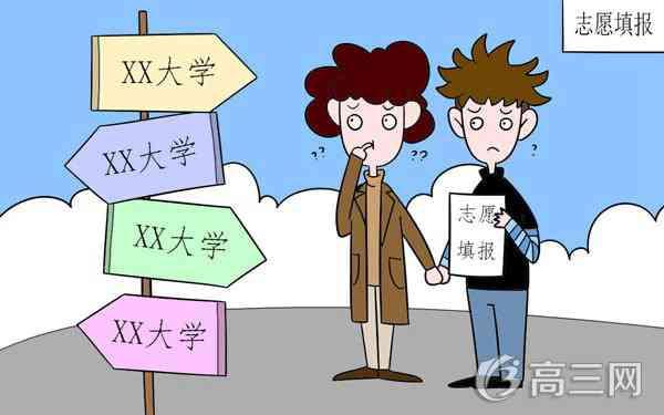 貴州二三本合并志愿填報技巧