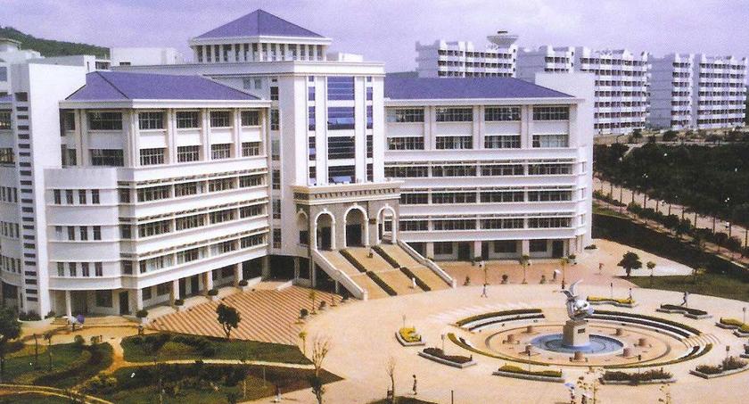 东海洋大学海滨校区_广东海洋大学湖光岩校区地址在哪宿舍环境怎么样