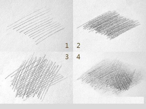 素描入门基础画线条零基础如何学素描图片