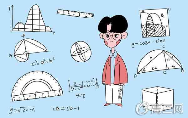 数学中的逻辑结构图