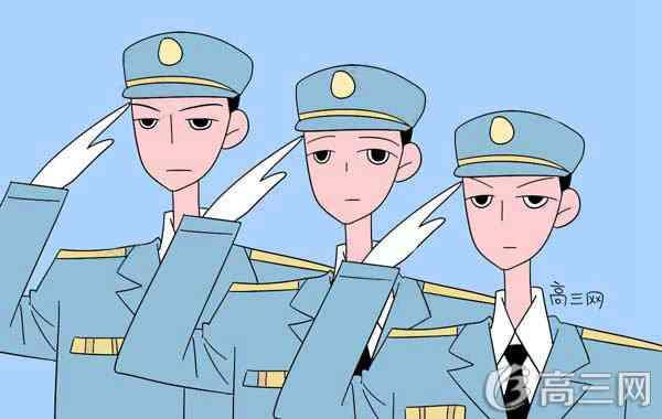 中国一本军校排名