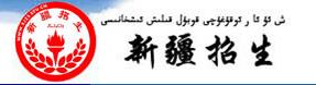 新疆艺术类专业统考成绩查询入口