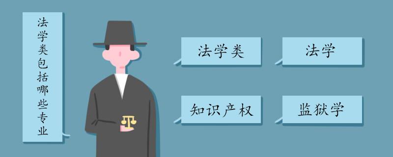 法学类包括哪些专业