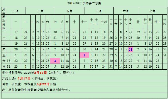 杭州电子科技大学寒假时间