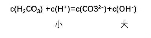 质子守恒快速写法