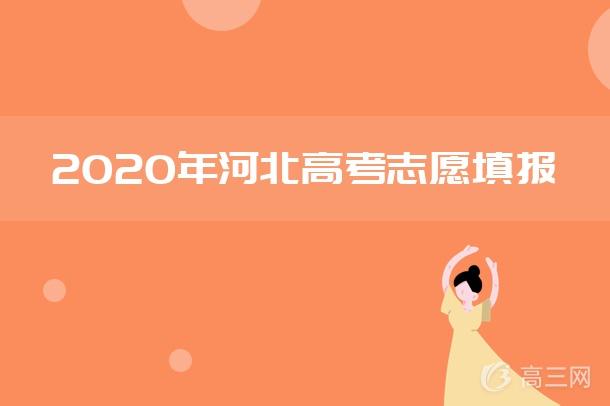 2020年河北高考本科提前批C段征集志愿招生计划(舞蹈校考)