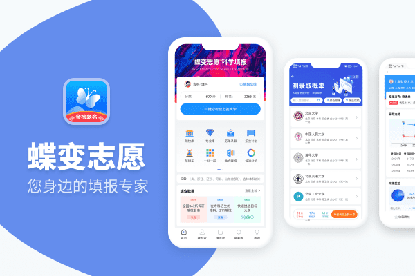 2021高考志愿十大app