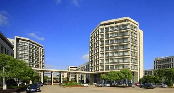 上海大学 学校风景