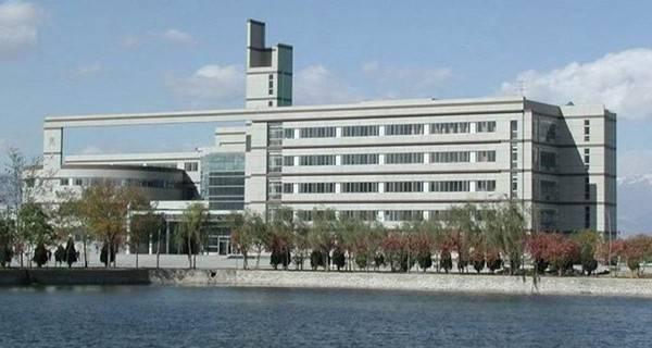 宁夏大学 图书馆