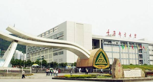 重庆邮电大学校门