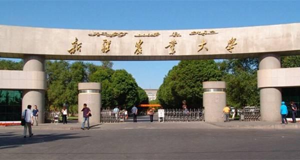 新疆农业大学校门